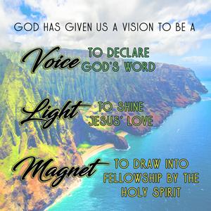 Voice-Light-Magnet